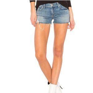 Hudson Jeans Kenzie Cut Off Shorts HR Size 27